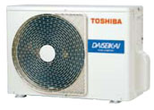 TOSHIBA High Power Inverter - udedel
